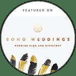 'featuring on Boho Weddings' 'caroline opacic photography', 'wedding photographer east london'