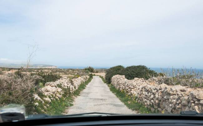 exploring Malta, Malta roadtrip, Imgiebah Bay, what to see Malta