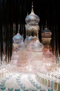 Ice sculpture prop from the Harry Potter Goblet of Fire movie