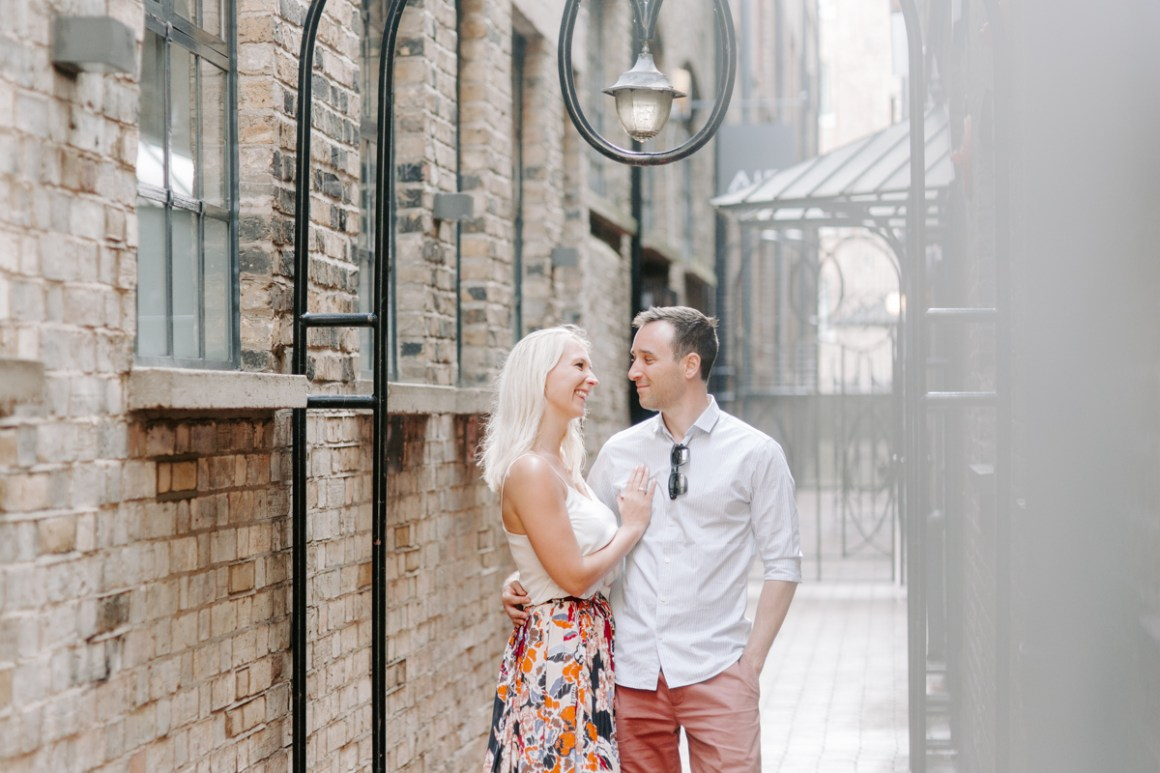 Relaxed wedding photography in East London