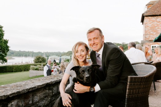 Master Builder's dog friendly wedding venue