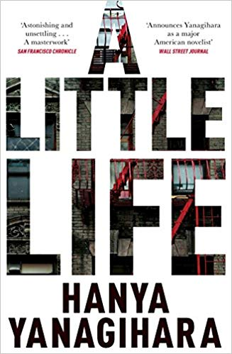 A Little Life book cover by Hanya Yana