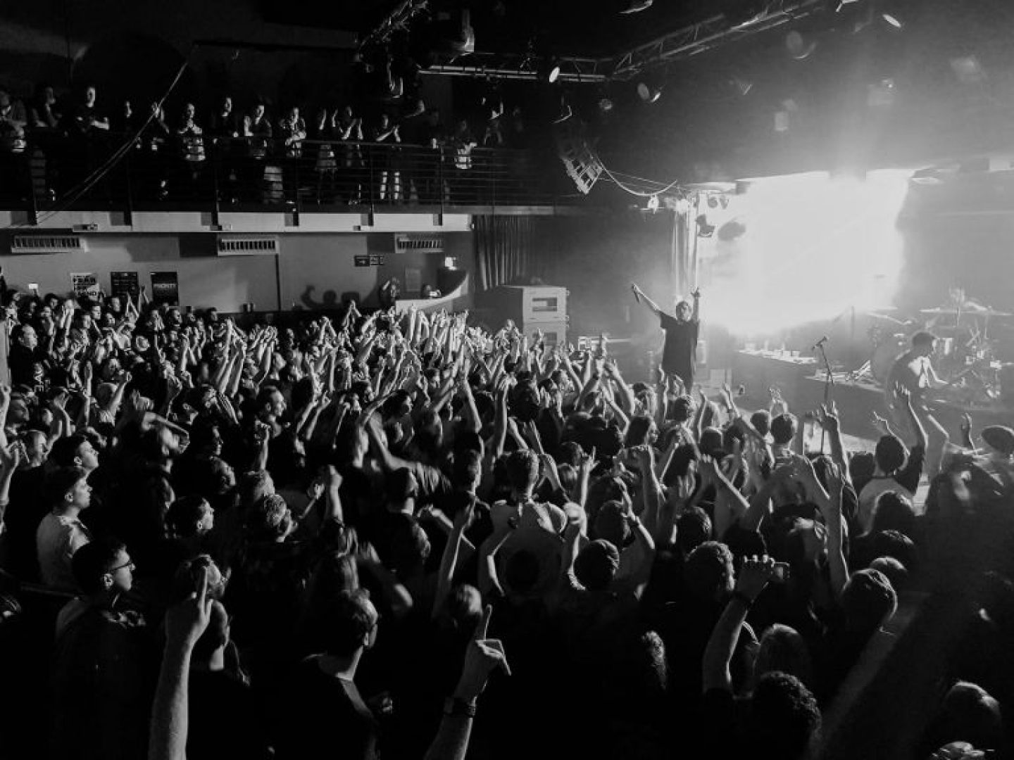 You Me At Six at the Scala
