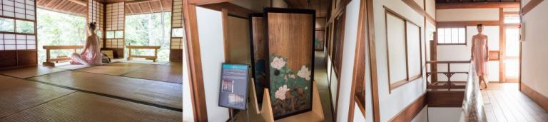 Visiting Kyu asakura house in Tokyo