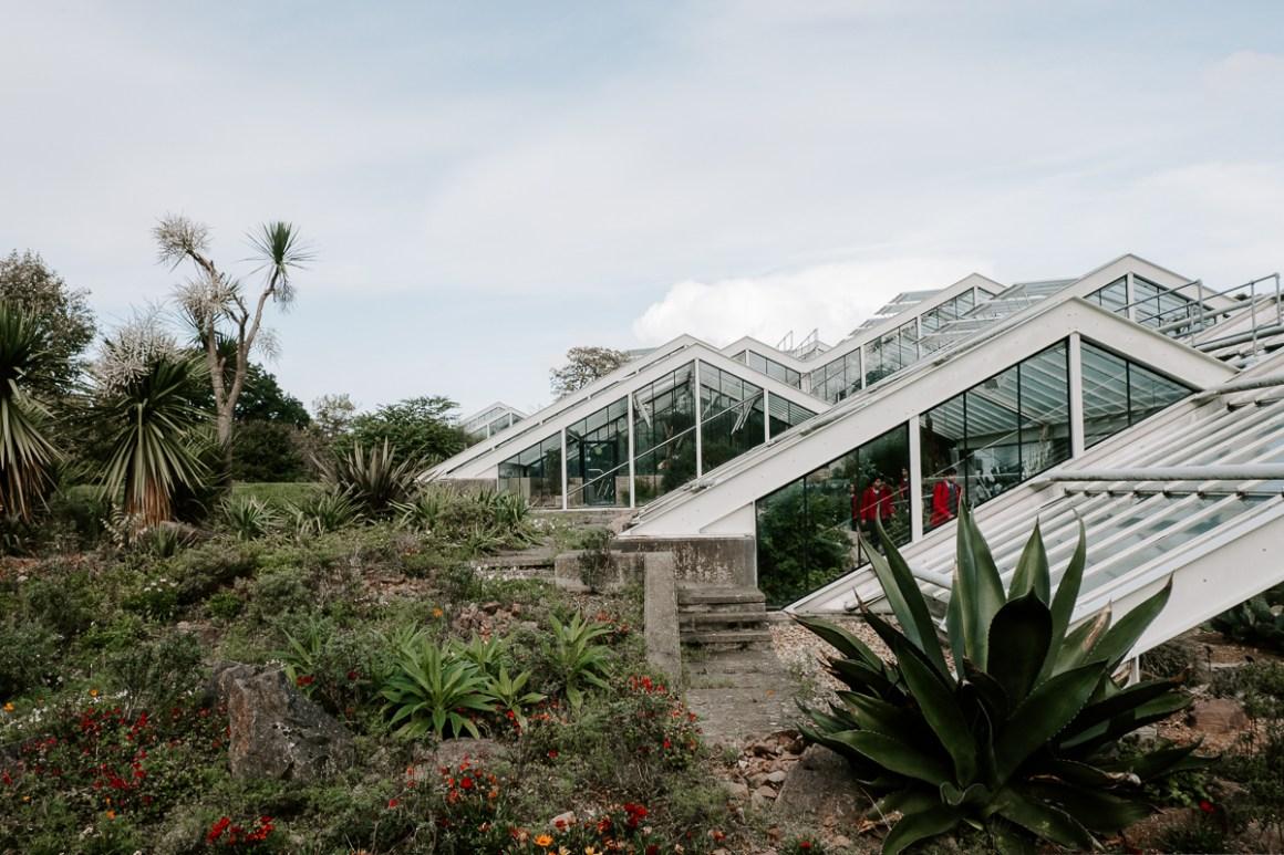 Prince Charles conservatory at Kew