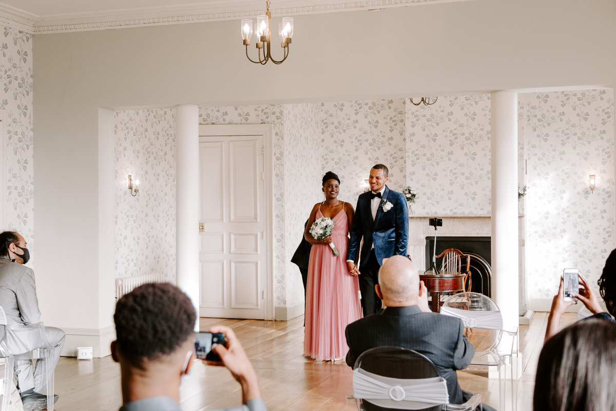 COVID Elopement at Valentines Mansion