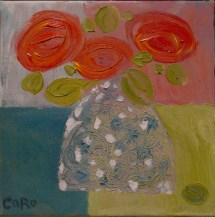 Mormors kristallvas | Gradmothers vase