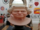 Queen Elizabeth II, Great Britain, British art, Queen in art exhibition, RA Summer Exhibition 2018