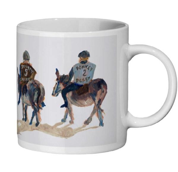 Donkey mug for animal lovers