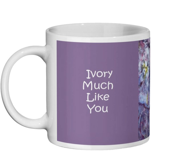 mug for elephant lovers