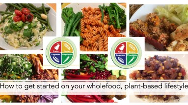 How to get started on your wholefood, plant-based lifestyle