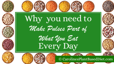 Why You Need To Make Pulses Part of What You Eat Every Day