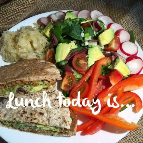 lunch on 11-nov-2016