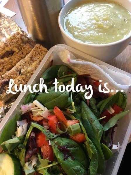 lunch on 9-nov-2016