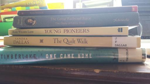 frontier books