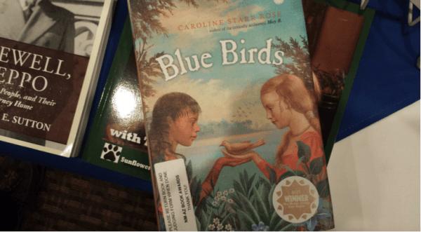 blue birds nm az