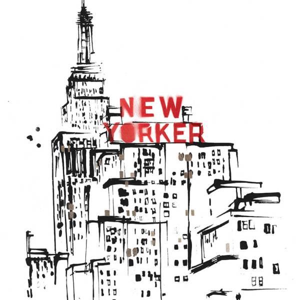 New York Illustration The New Yorker