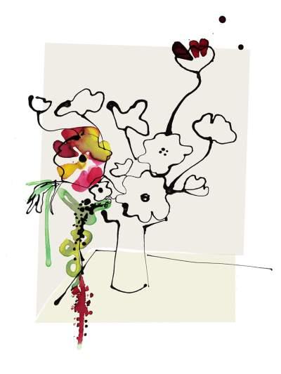 Florals – Illustrating Spring's Arrival