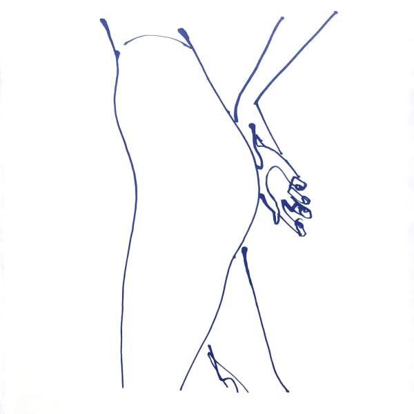 Undress - Hands - Silkscreen Print