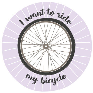 Day 26: Bike Wheel