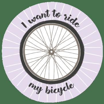 Day 26: Bike Wheel