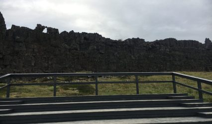 Law Rock, Iceland