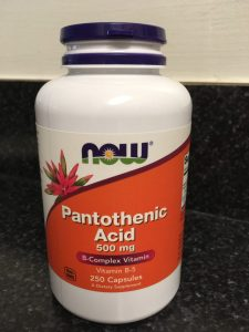 panthothenic acid