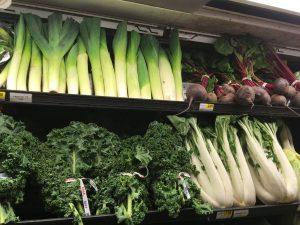 アメリカは野菜までも大きい