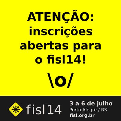 fisl14-inscricoes