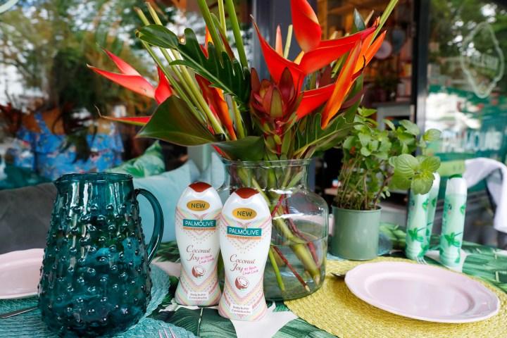 Palmolive Frühstücksbrunch mit Farina + Gewinnspiel