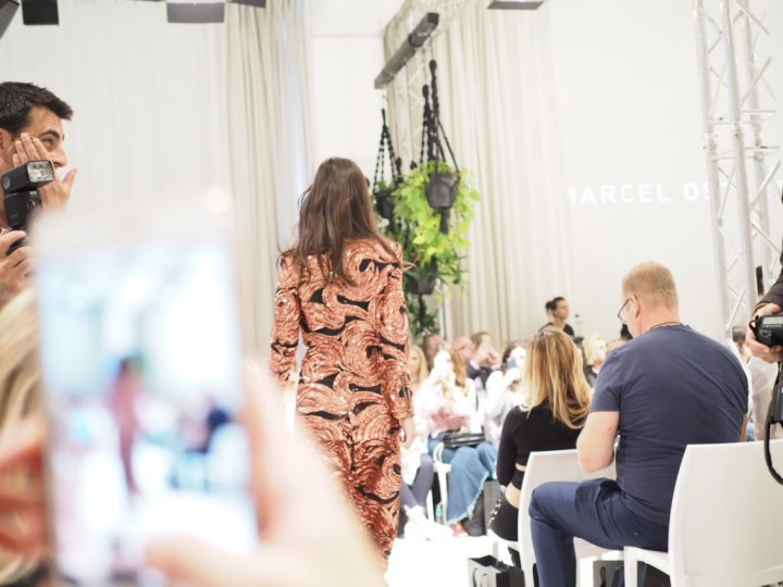 Fashion Week Berlin Review / Sommer 2017