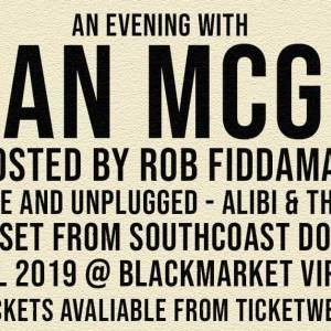 Upcoming Event: An Evening with Alan McGee
