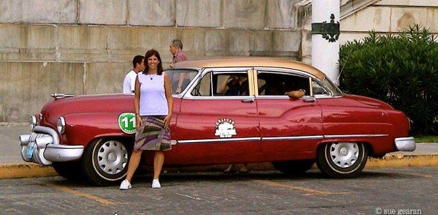 Sue Gearan expert in Cuba yacht charters