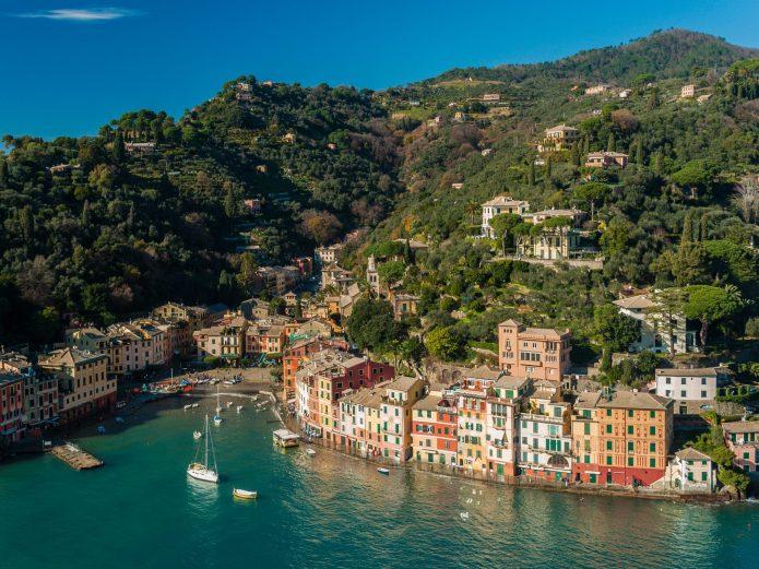 Sailing the Amalfi Coast and Cinque Terra