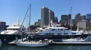 Summer Getaways for short term adventure. Board in Boston, Marblehead or Salem