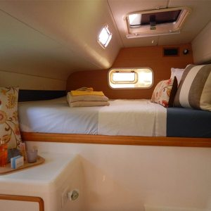 46'Catamaran for charter in Bermuda
