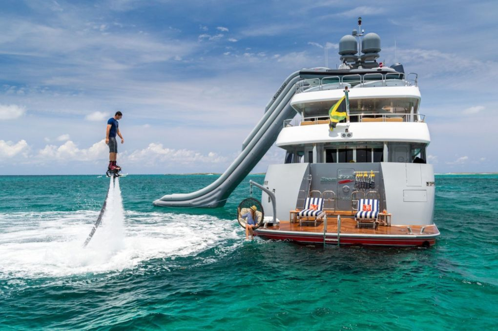 Flyboard Oval Swing Slide M/Y ZOOM ZOOM ZOOM