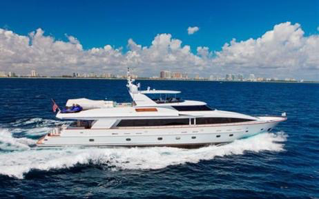 Profile of M/Y OCEAN CLUB in Mexico
