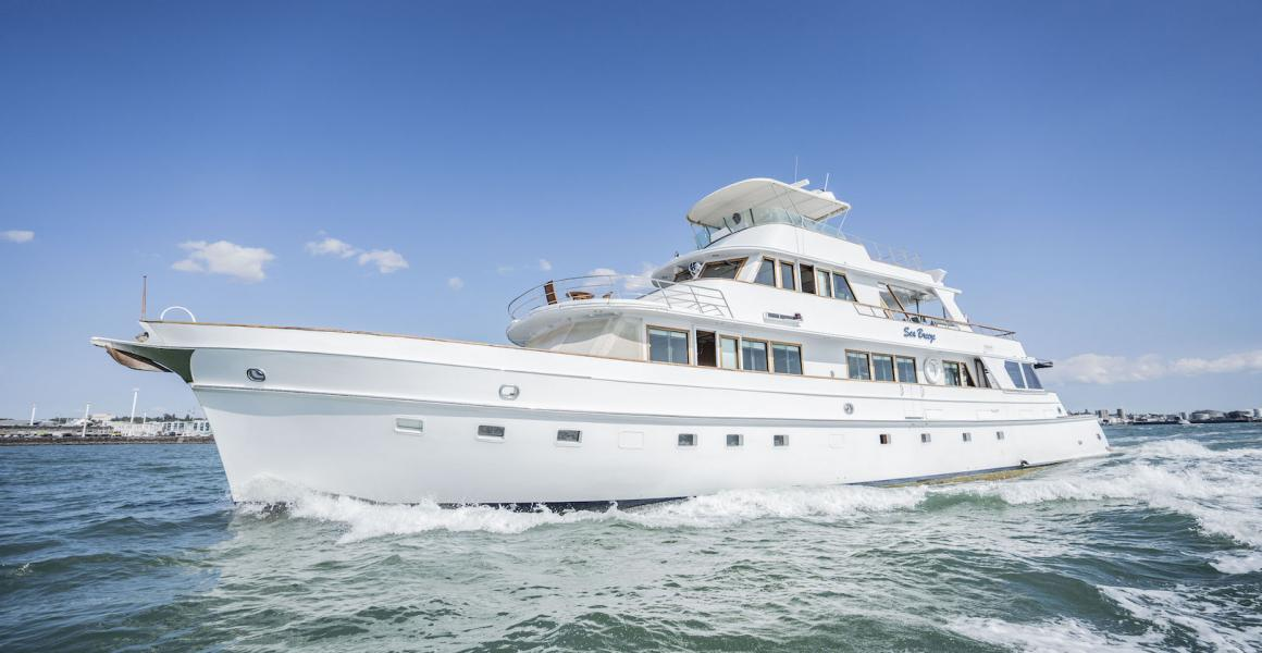 Sea Breeze III, previously named Ulysses - the very first-ever Ulysses - is a boutique heritage yacht offering luxury charters throughout New Zealand.