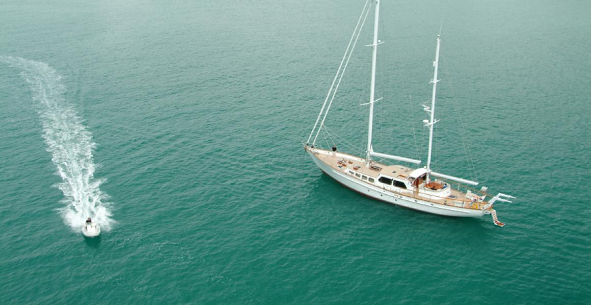 Yonder Star is a 87ft, New Zealand built, luxury ketch sailing yacht available for charter in the Auckland region and Bay of Islands, New Zealand.