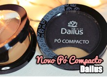 Pó Compacto New Dailus