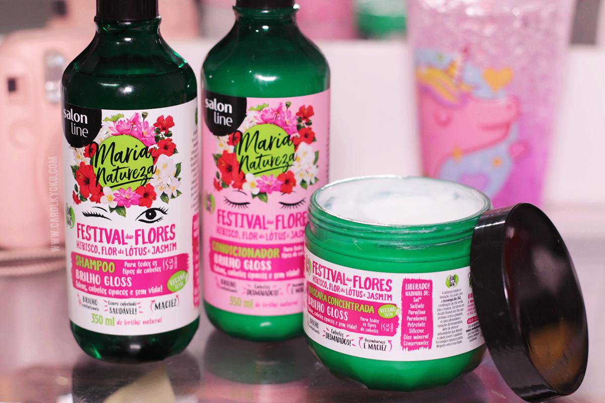 Resultado de imagem para shampoo maria natureza festival de flores fundo transparente