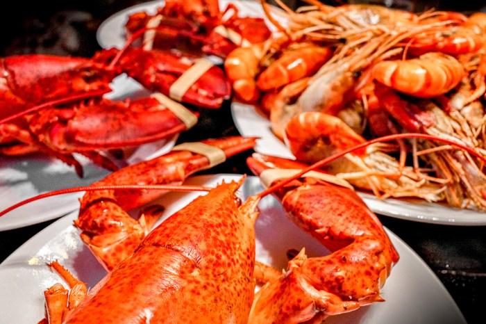 君品酒店   極致雙蝦對決!限時外帶優惠活動,加拿大活龍蝦,烤泰國蝦,6吋繽紛派