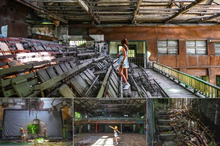 雲林西螺景點推薦   西螺戲院 – 廢墟系網美出動!!繁華不再,廢成美拍打卡點的百年舊戲院