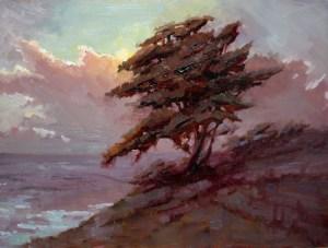 cypress-moonlight
