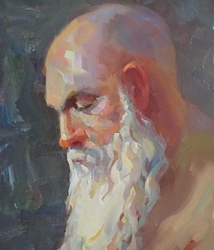 long-white-beard