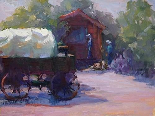 old-tucson-wagon