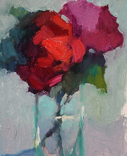 red-and-purple-roses