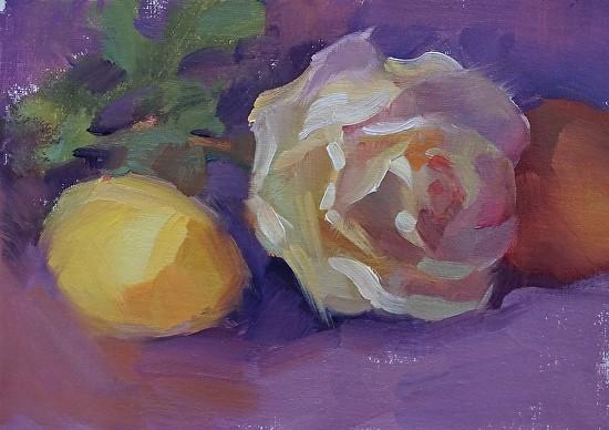 Rose, Lemon, Mango