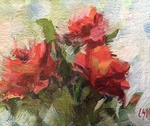 rose-trio